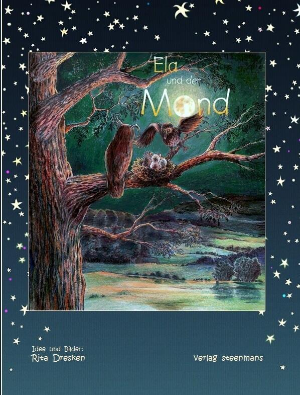 Ela und der Mond